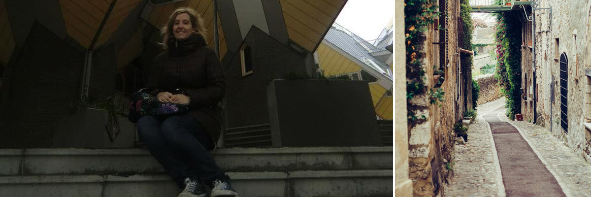 Agnese a Rotterdam