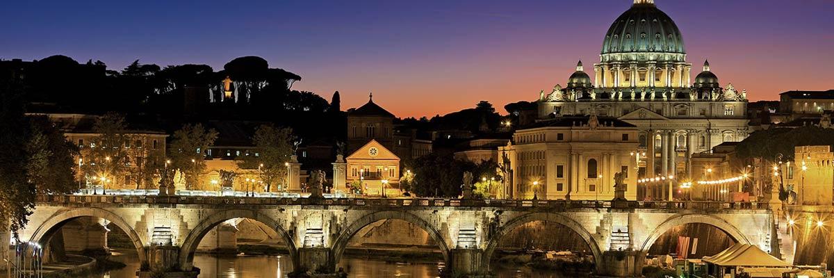Panorama di Roma