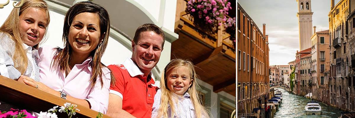Francesca M. e la sua famiglia sono molto felici di prendere alla pari