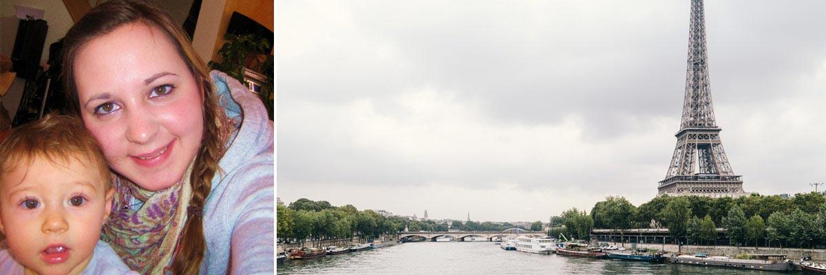 Helena in Paris