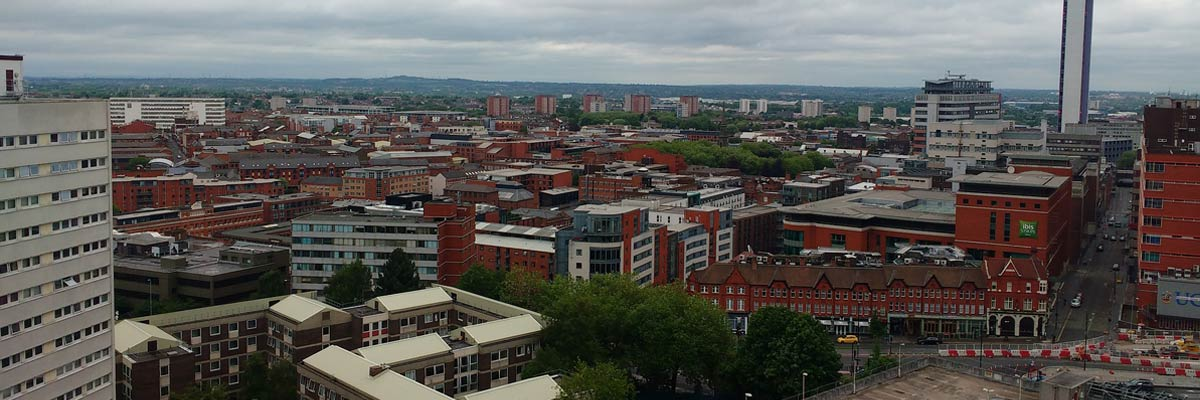 A picture of Birmingham