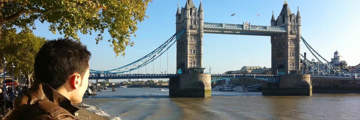 Matthieu à Londres
