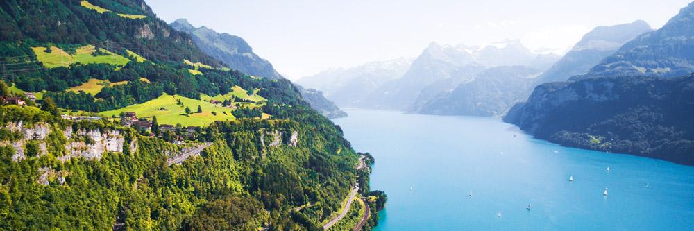 Morschach, Suisse