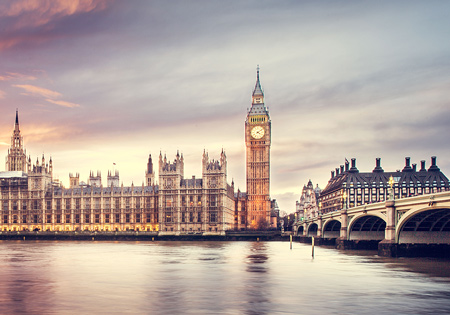 Londres y el Big Ben