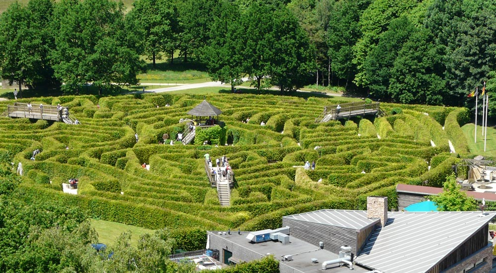 Vaals Labyrinth