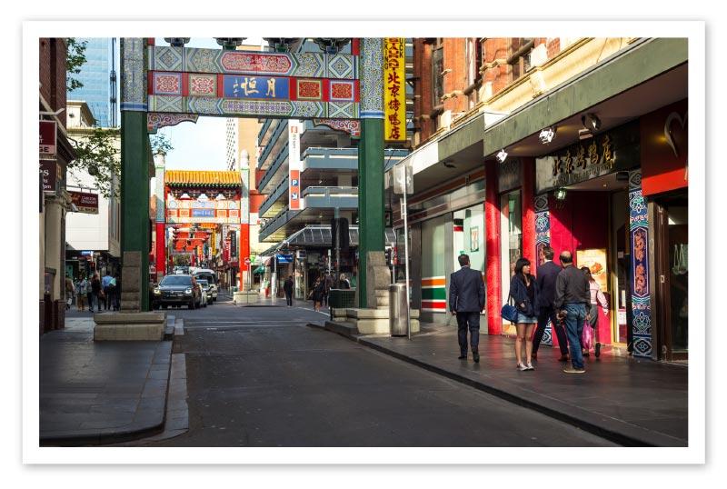 China Town Australia