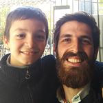 Miguel, au pair de España
