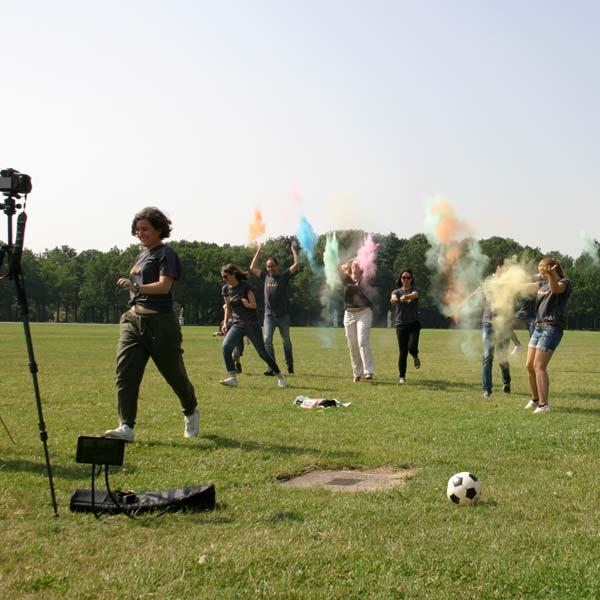 Video scene