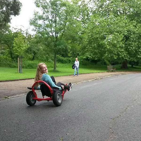 Parque de Dulwich en Londres