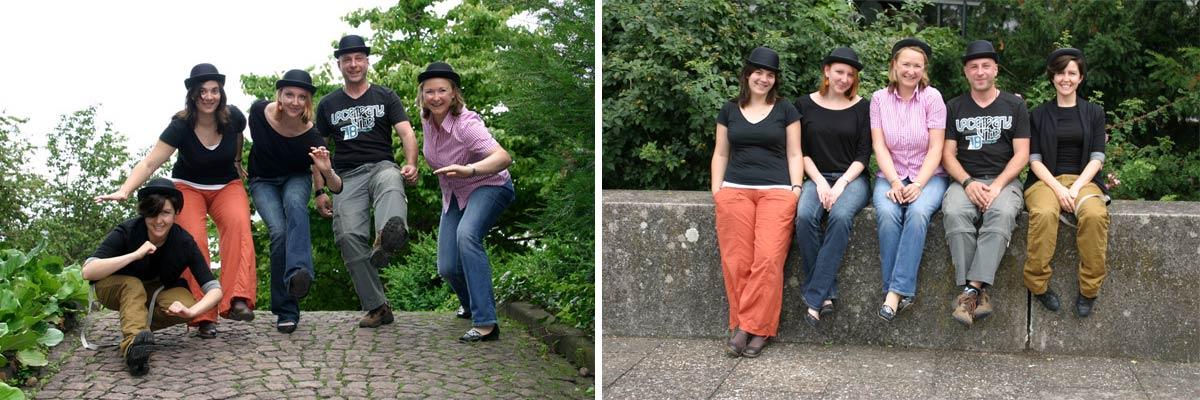 Die AuPairWorld Silly Walkers starten beim Oxfam Trailwalker.