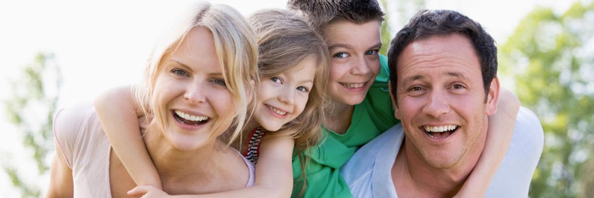 Aupair Gastfamilie mit Kindern