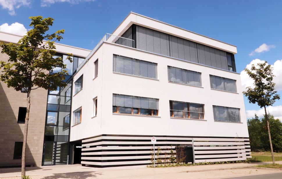 AuPairWorld's new headquarters building