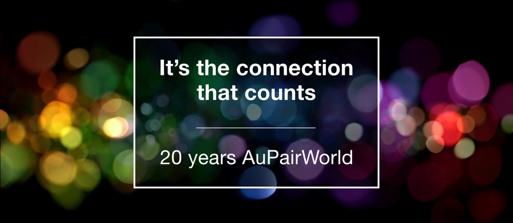 20 Jahre AuPairWorld - It's the connections that counts