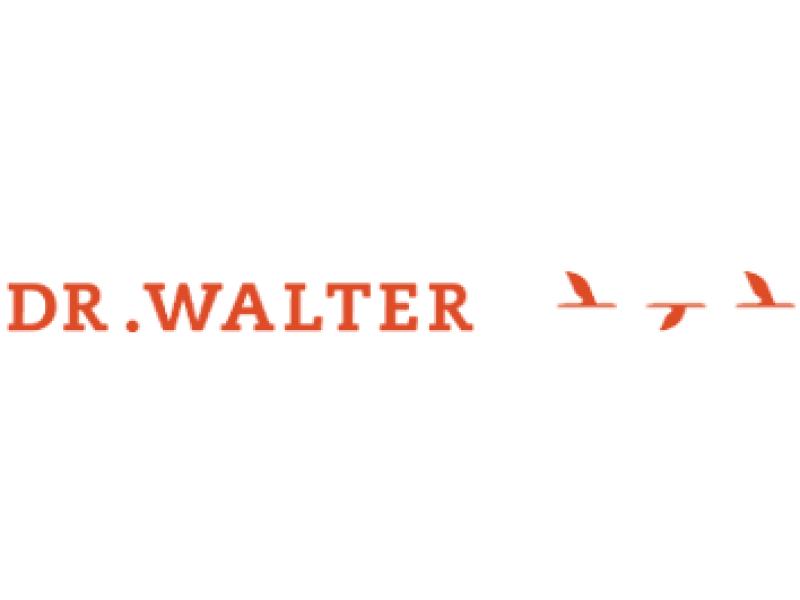 Logo de DR. WALTER