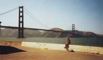 Ann-Kristin in San Francisco
