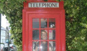 Aurelie à Londres
