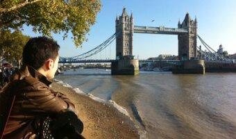 Matthieu en tant que garçon au pair à Londres