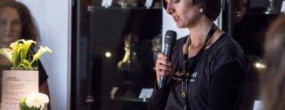 Un pequeño discurso de apertura de parte de nuestra directora Ann-Kristin