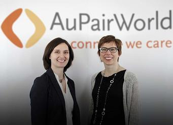 Managing directors Ann-Kristin Cohrs and Heike Fischer